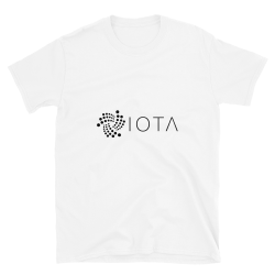 IOTA horizontal text & logo...
